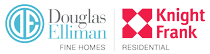 Douglas Elliman & Night Frank Logo