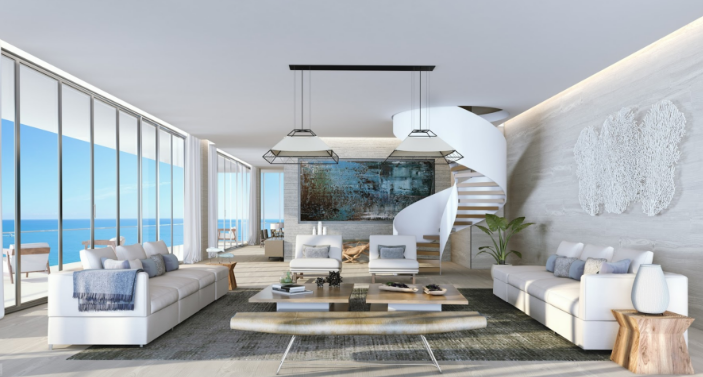 Auberge Beach Residences & Spa Penthouse, New Luxury Condos for Sale in Fort Lauderdale