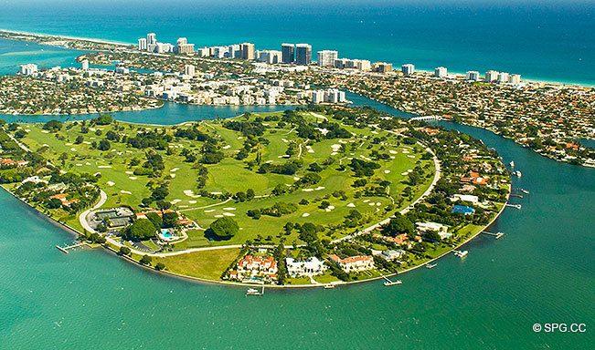 West Island Golf Course