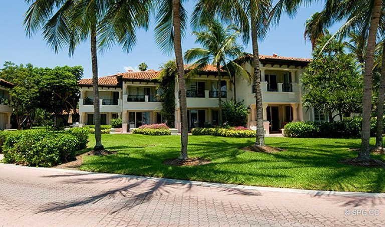 Fisher Island offers the Absolute Best in Waterfront Living