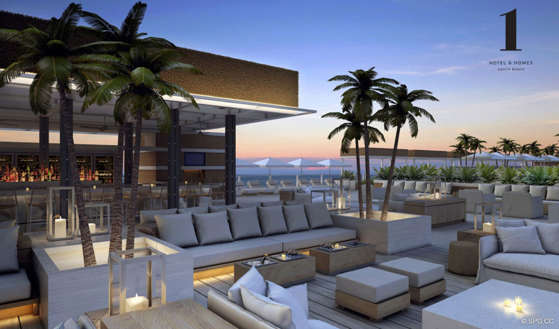 1 Hotel Amp Homes Luxury Oceanfront Condos In Miami Beach