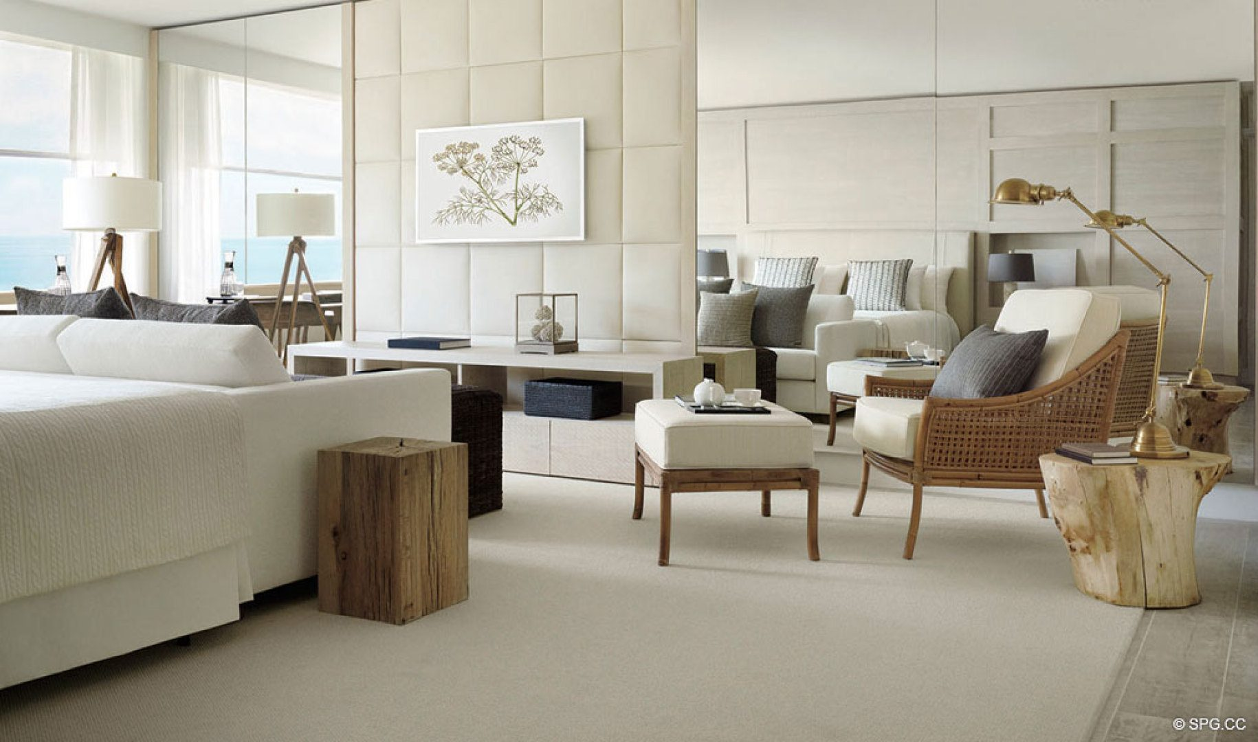 1 Hotel & Häuser, Luxus Oceanfront Eigentumswohnungen in Miami Beach