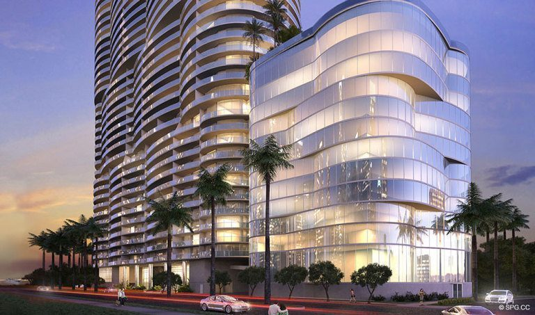 Aria on the Bay, Pre-Construction Condos in Miami