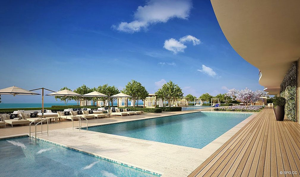 Fendi Chateau Residences Luxury Oceanfront Condominiums