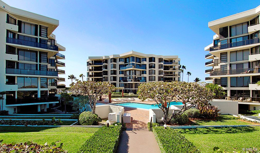 Oasis 3120 Building, Luxury Oceanfront Condos in Palm Beach