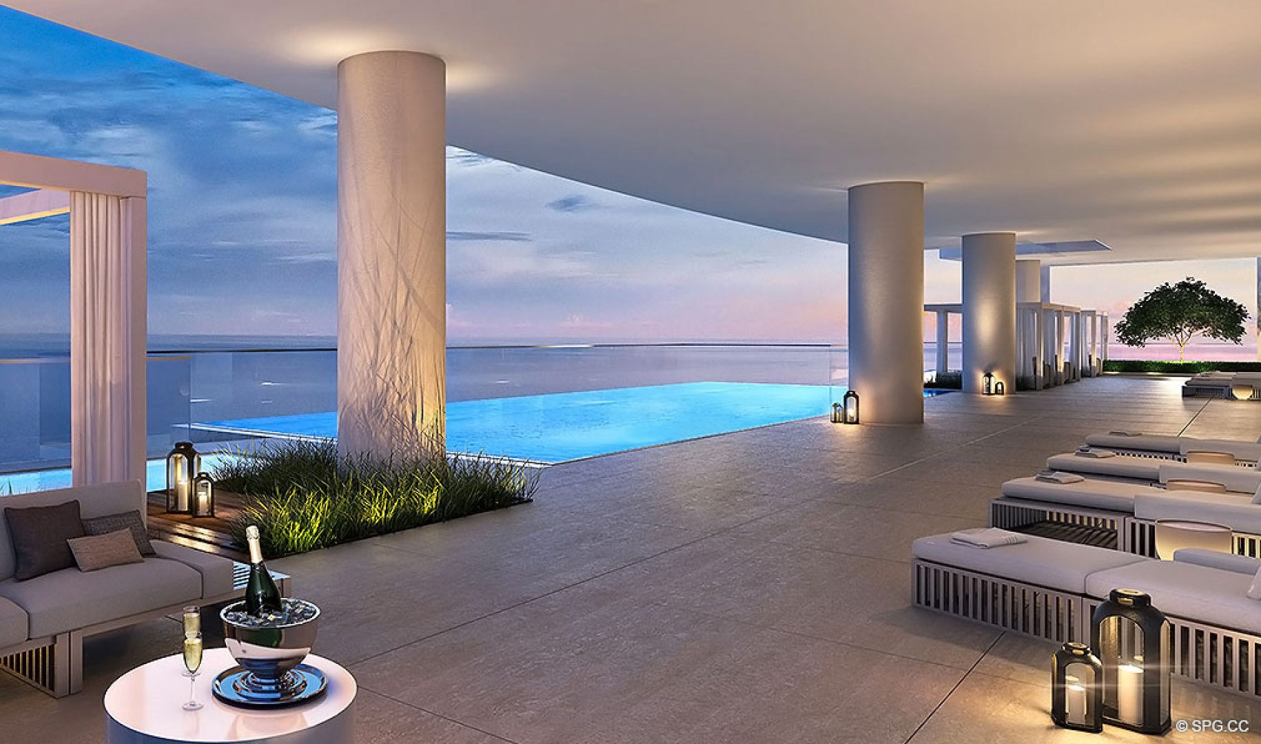 Turnberry Ocean Club Luxury Oceanfront