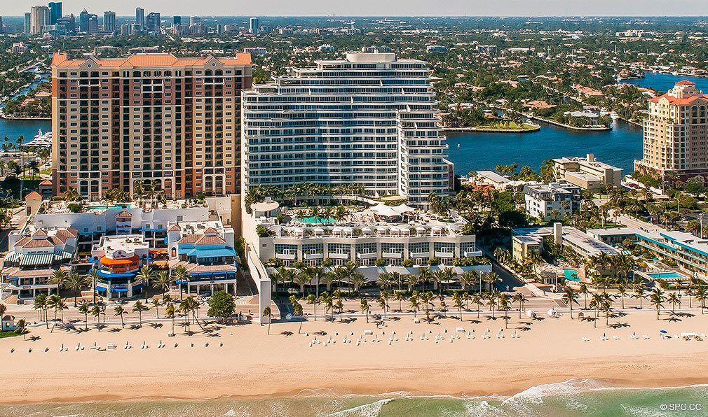 The Ritz Carlton Residences Luxury Oceanfront Condos In Fort Lauderdale
