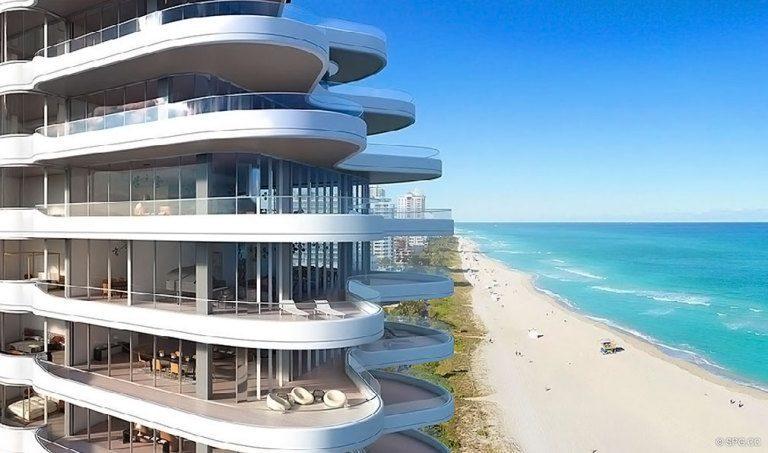 Faena Mar Luxury Oceanfront Condos In Miami Beach Florida 33140