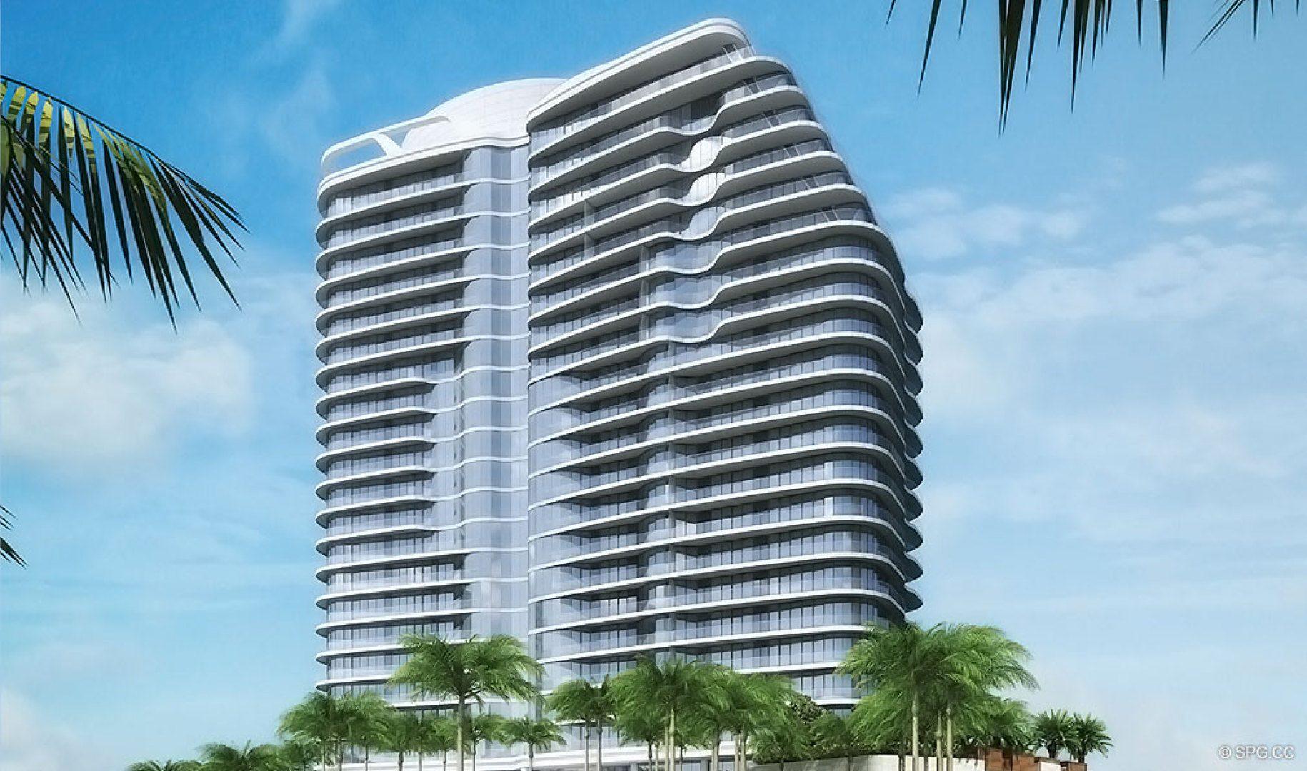 The Bristol Palm Beach Luxury Waterfront Condos In West