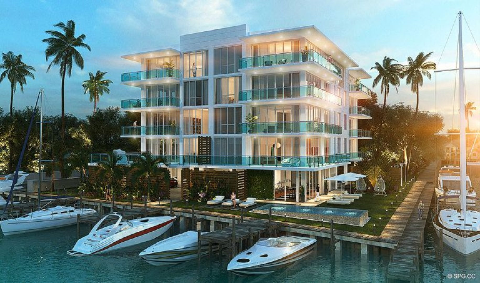 33 Intracoastal, Luxury Waterfront Condos in Fort Lauderdale