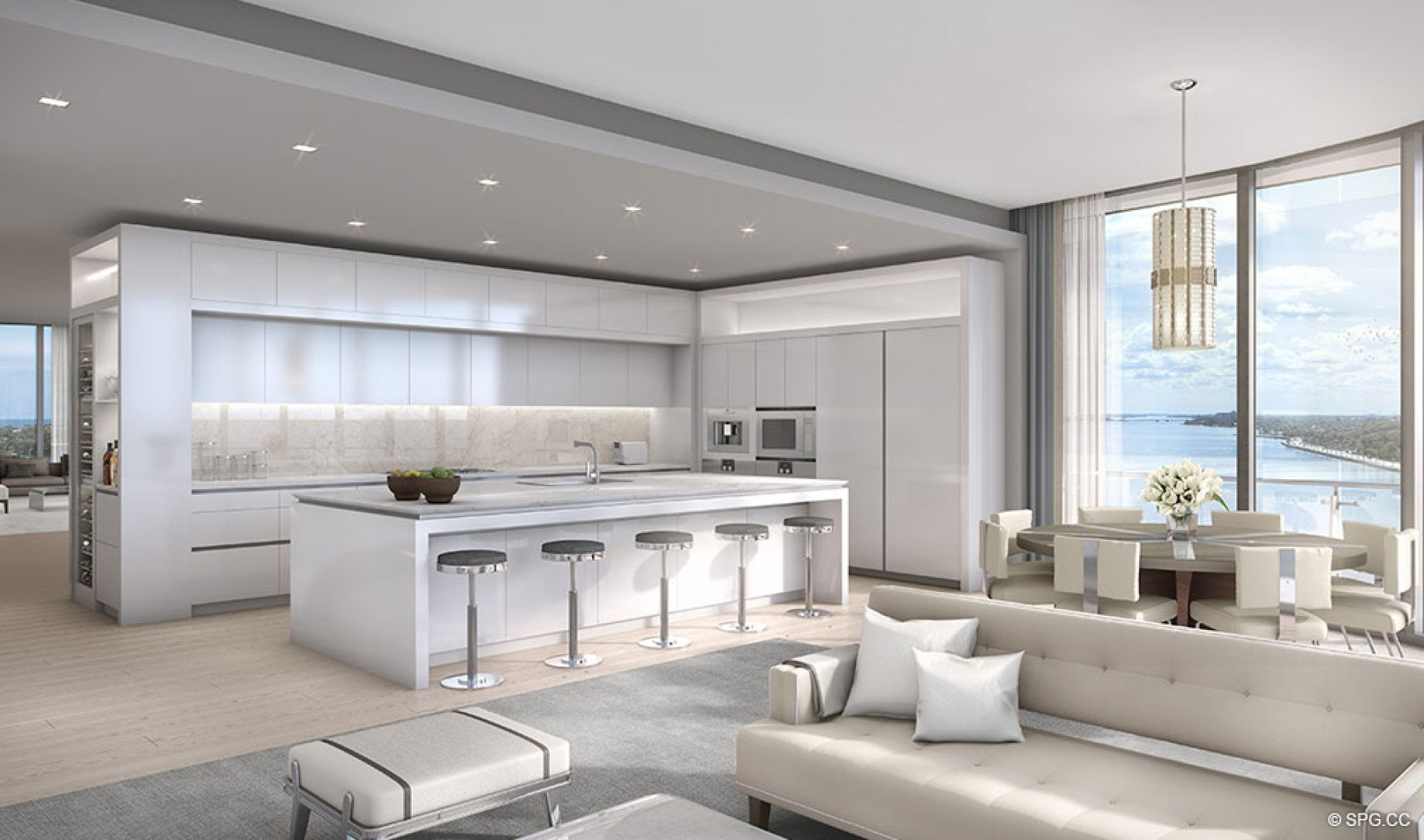 The Bristol Palm Beach Luxury Waterfront Condos In West