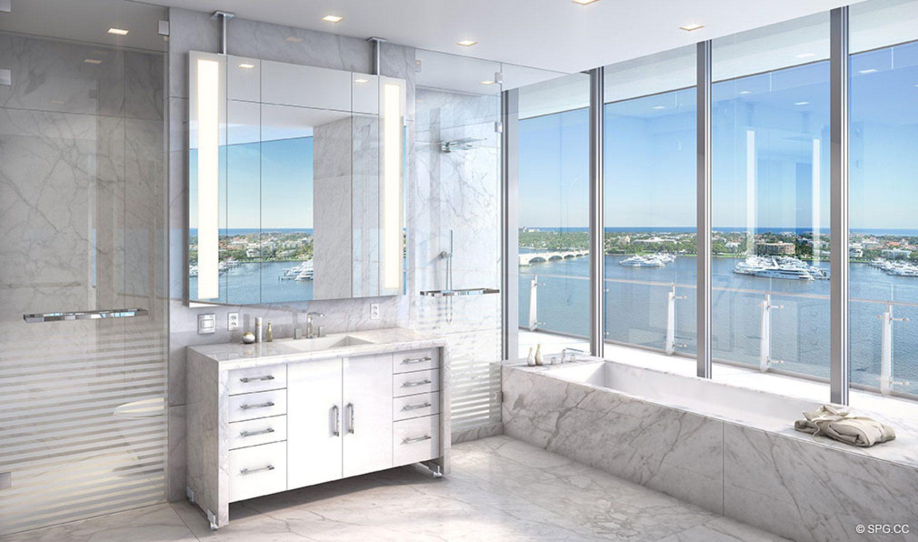 Das Bristol, Luxus Waterfront Eigentumswohnungen in West Palm Beach