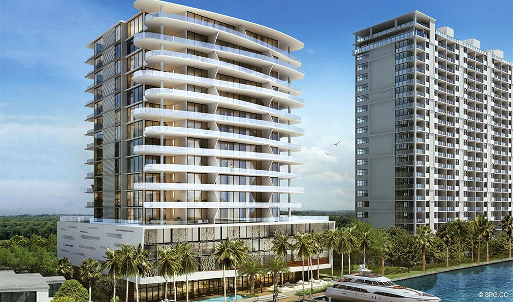 AquaBlu, Luxury Waterfront Condos in Fort Lauderdale, Florida 33304
