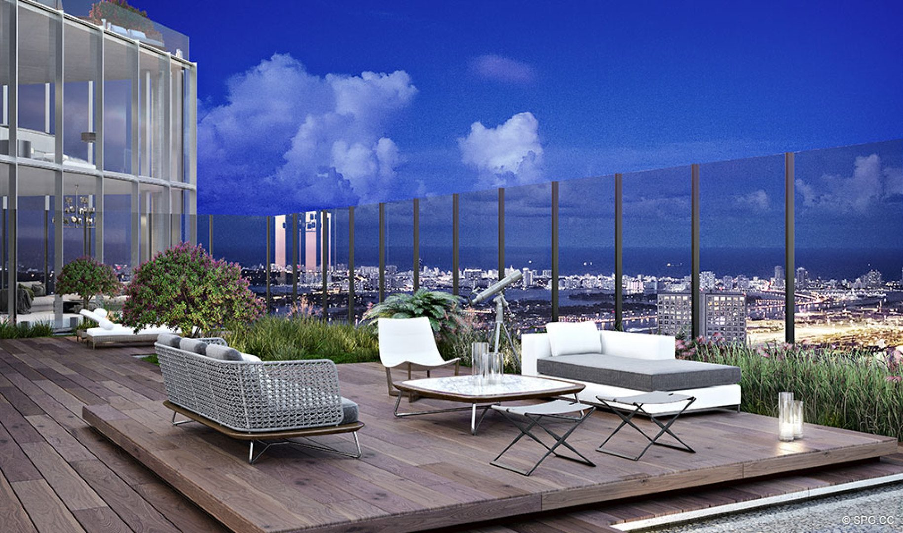 Enjoy Views Few will Ever See at One River Point, Luxury Waterfront Condos in Miami, Florida 33130