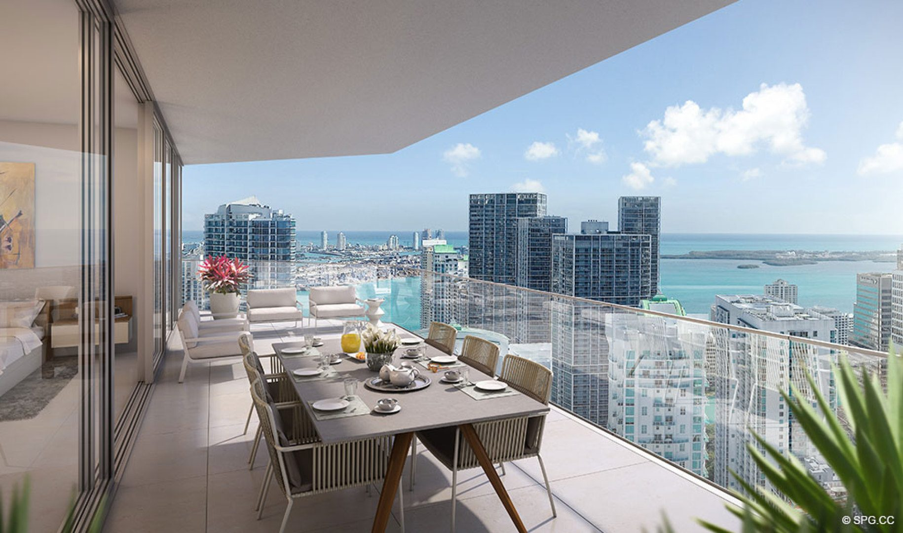 One River Point, Luxury Waterfront Condos in Miami ...