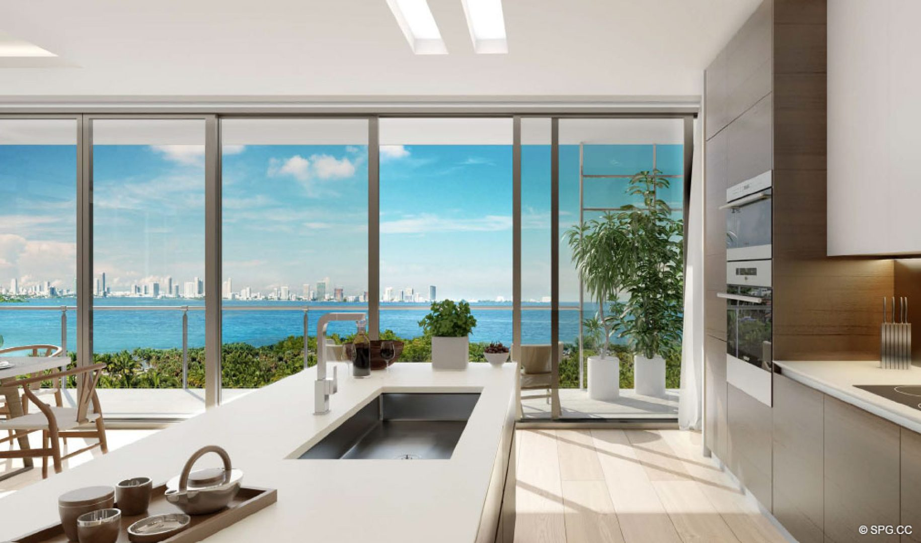 Alton Bay, Luxury Waterfront Condos in Miami Beach ...