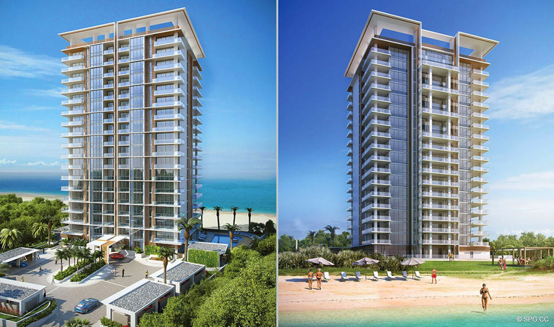5000 North Ocean, Luxury Oceanfront Condos in Riviera Beach