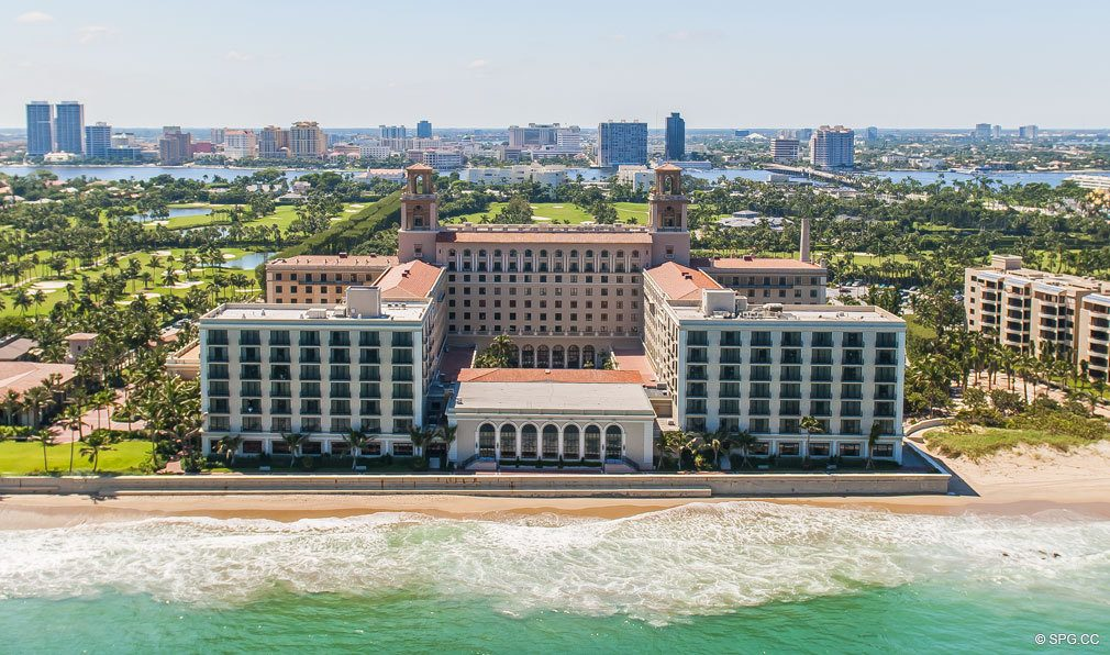 East to West View of The Breakers, Luxury Oceanfront Condos in Palm Beach,  33480 ... abac760096