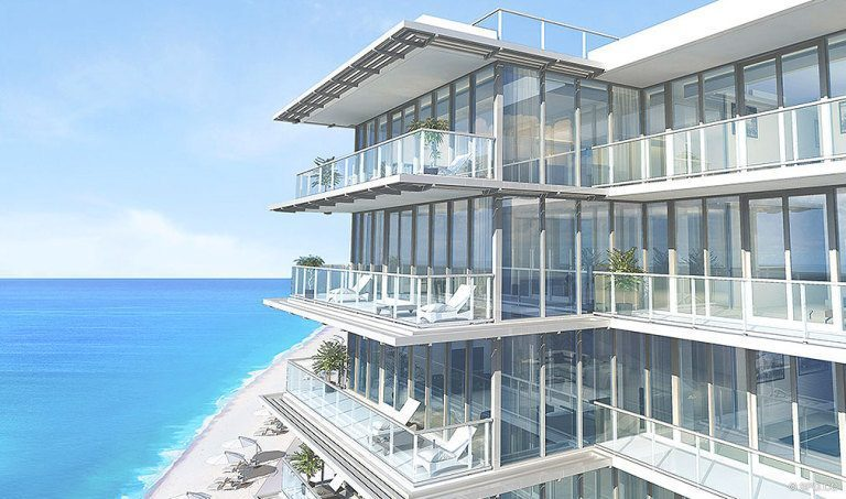 Beachfront Terraces at 3550 South Ocean, Luxury Oceanfront Condos in Palm Beach, Florida 33480
