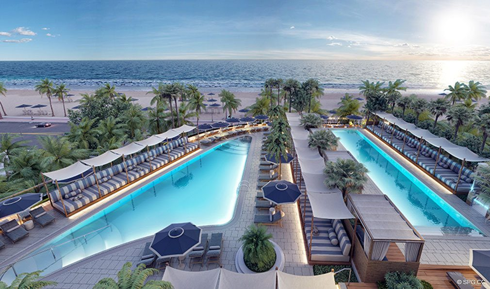 Four Seasons Private Residences Fort Lauderdale Luxury Oceanfront Condos In Fort Lauderdale