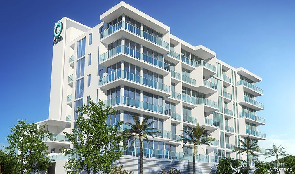 Aura Pompano Beach Luxury Seaside Condos In Fl 33062