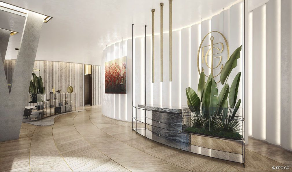 Concierge at Park Grove, Luxury Waterfront Condos in Miami, Florida 33133