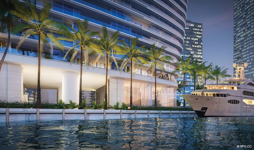 Amazing Waterfront Living at Aston Martin Residences, Luxury Waterfront Condos in Miami, Florida 33131