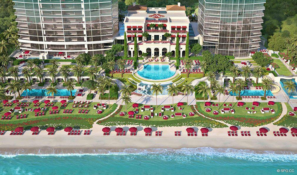 Estates At Acqualina, Luxury Oceanfront Condos In Sunny