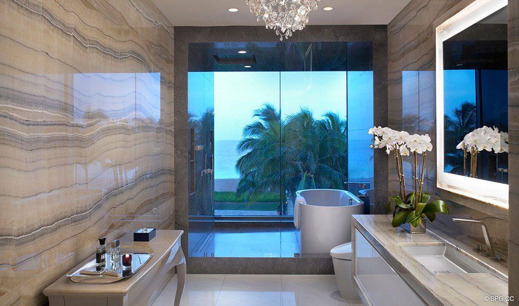 Estates At Acqualina Luxury Oceanfront Condos In Sunny Isles Beach Florida 33160