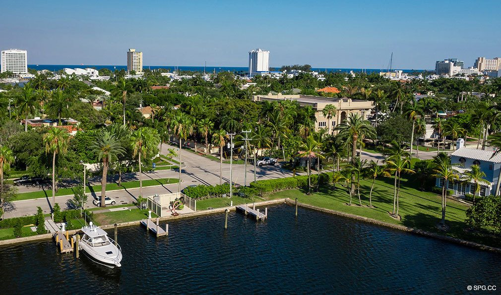 East Views from 353 Sunset, Luxury Waterfront Condos in Fort Lauderdale, Florida 33301