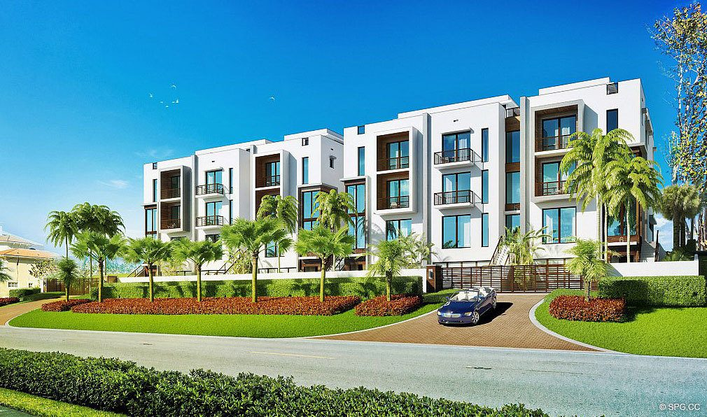 3621 South Ocean Luxury Oceanfront Townhomes In Highland