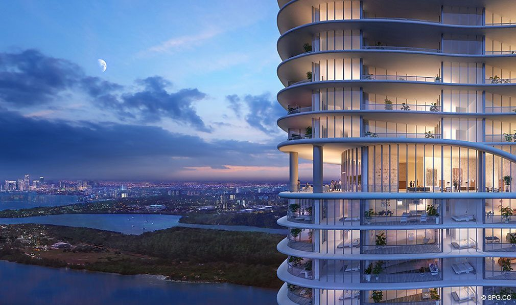 Club Level Render of Ritz-Carlton Residences Sunny Isles Beach, Luxury Oceanfront Condos in Sunny Isles Beach, Florida 33160