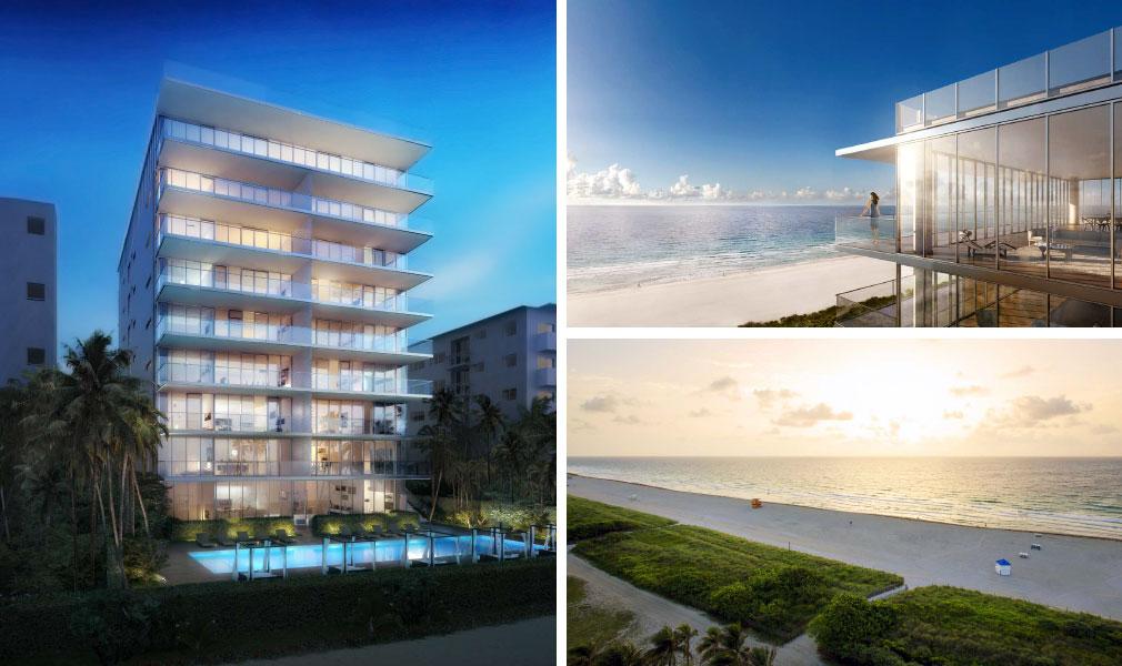 321 Ocean Luxury Oceanfront Condominiums Miami Beach Florida 33139 on 321 Ocean Drive Miami Beach