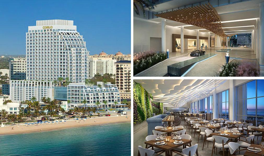 Conrad Luxury Oceanfront Condos In Fort Lauderdale