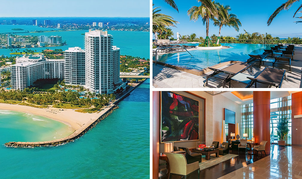 One Bal Harbour, Luxury Oceanfront Condominiums Located at 10295 Collins Ave, Bal Harbour, Florida 33154