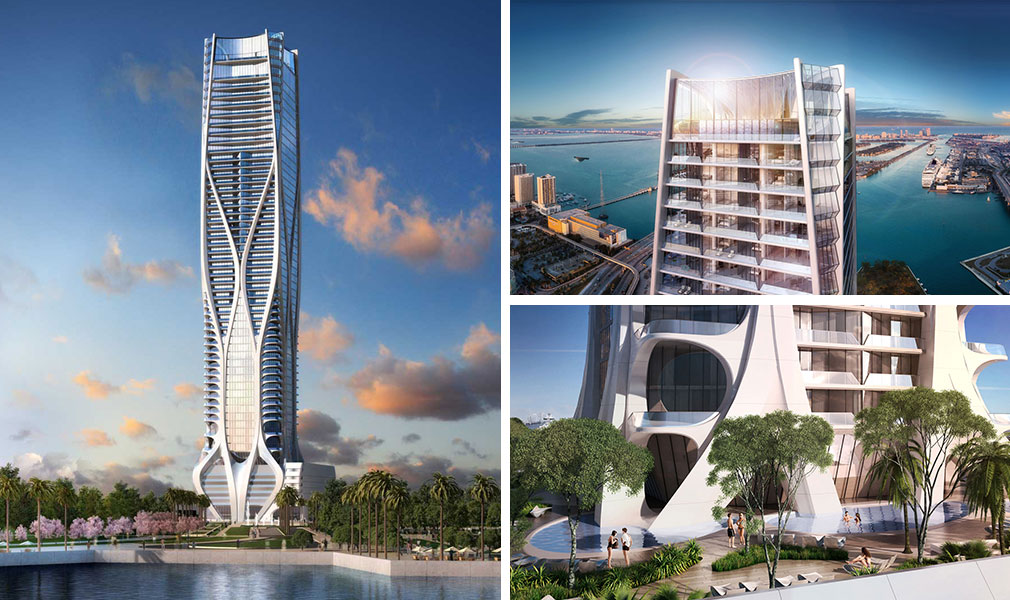 Zaha Hadid - 10 proyectos póstumos de la genial arquitecta!
