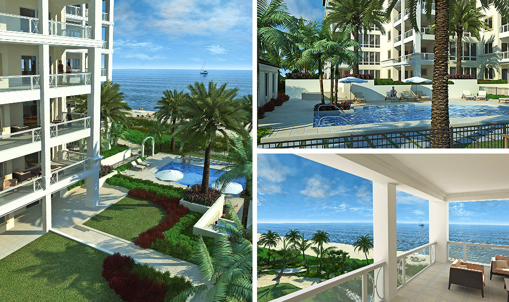 4001 North Ocean, Luxury Oceanfront Condominiums Located at 4001 North Ocean Blvd, Gulf Stream, Florida 33483