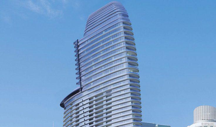 Aston Martin Residences Luxury Waterfront Condos In Miami Florida 33131