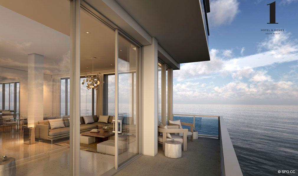 1 Hotel Amp Homes Luxury Oceanfront Condos In Miami Beach