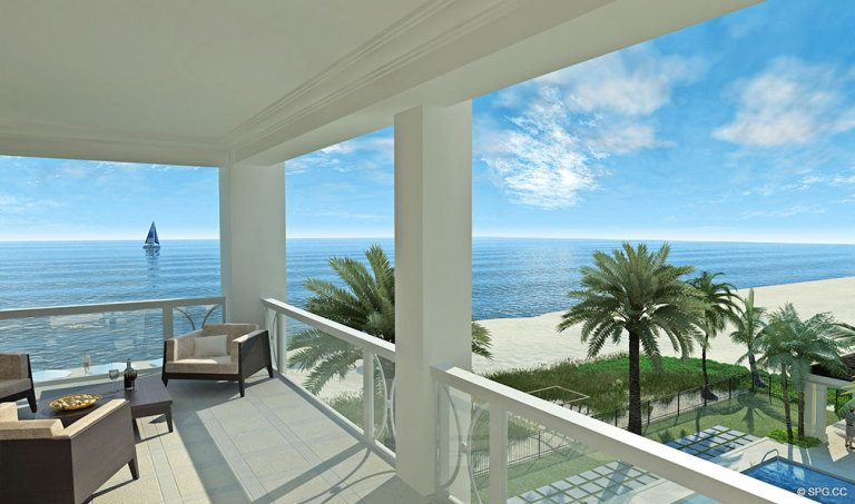 Ocean Views at 4001 North Ocean, Luxury Oceanfront Condominiums Located at 4001 North Ocean Boulevard, Gulf Stream, FL 33483