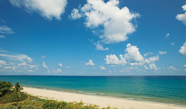 Ocean at 4001 North Ocean, Luxury Oceanfront Condominiums Located at 4001 North Ocean Boulevard, Gulf Stream, FL 33483