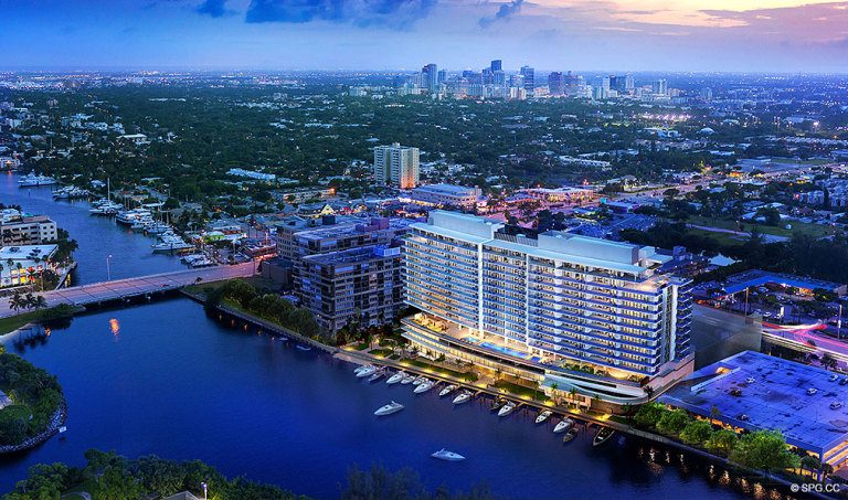 Riva Fort Lauderdale, Luxury New Condos for Sale in Ft Lauderdale