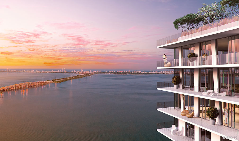 Paraiso Bayviews, New Real Estate in Miami