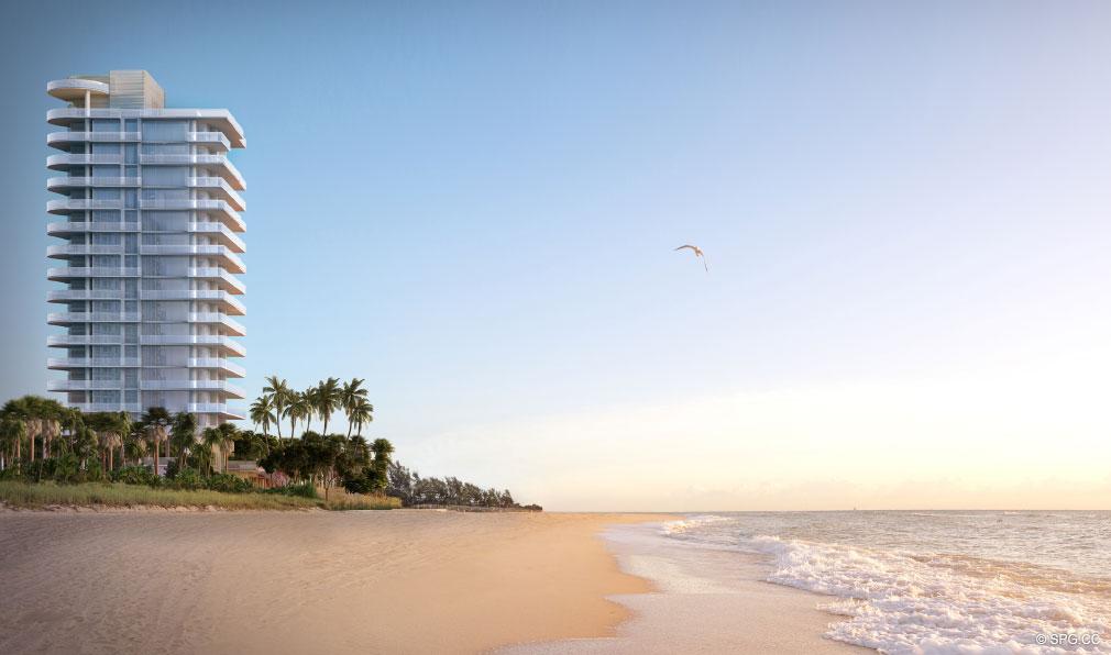 L'Atelier Miami Beach, New Luxury Condo Construction in Miami Beach