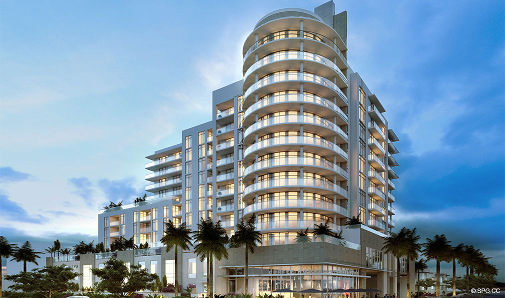 residences luxury waterfront condos in fort lauderdale florida 33304