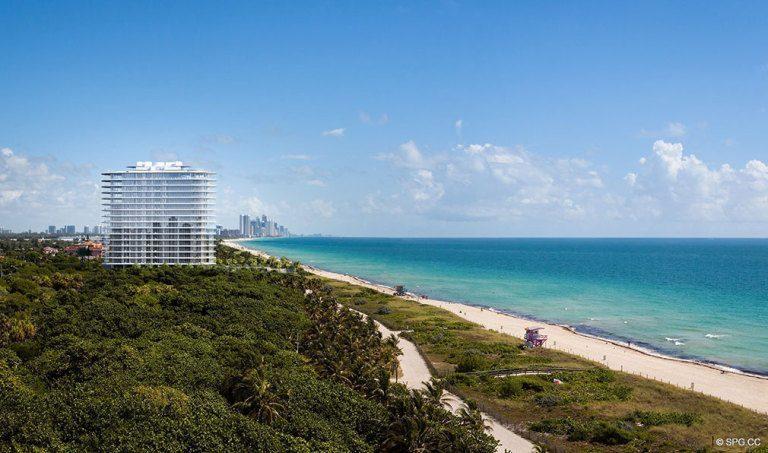 miami beach oceanfront condos: