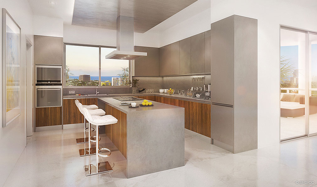 kitchen design fort lauderdale the wave on bayshore luxury seaside condos in fort lauderdale 819