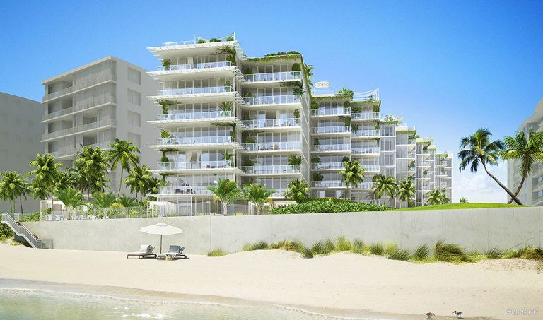 3550 South Ocean, Luxury New Construction Condos in Palm Beach, FL