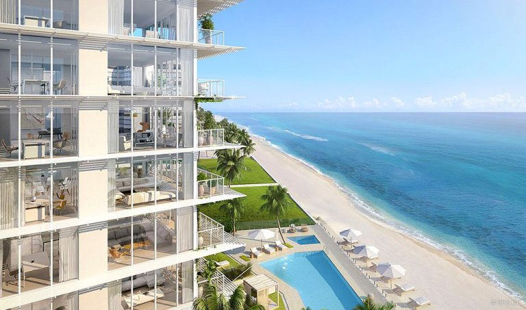 3550 South Ocean Luxury Oceanfront Condos In Palm Beach