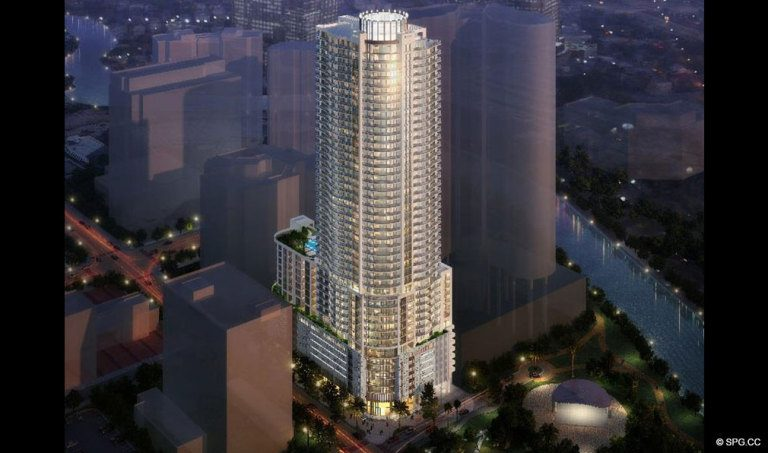 100 Las Olas, Pre-Construction New Condos for Sale in Fort Lauderdale